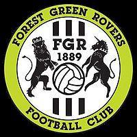 forest green rovers badge crest logo