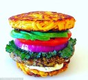 vegan burger competition best of vegan daily mail rainbow
