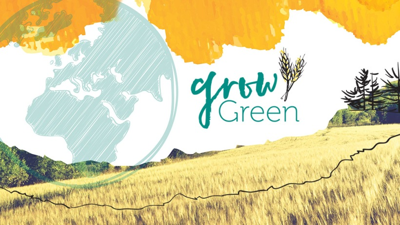 Vegan Society Grow Green Campaign Sustainability Food Security