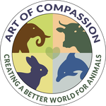 Art of Compassion Project animals charities