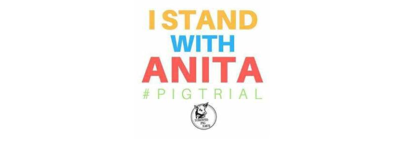 I stand with Anita #pigtrial pig
