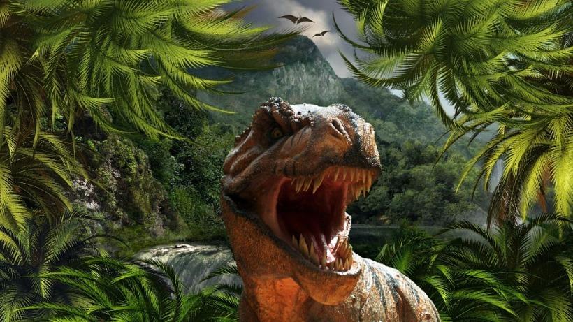 t res tyrannosaurus rex genes jurassic park